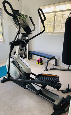 NordicTrack Elliptical Trainer - Like New!! for Sale in Los Angeles, CA