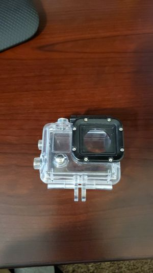 GoPro Hero 3 waterproof casing for Sale in Fort Worth, TX