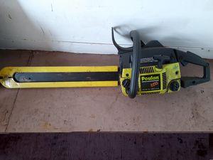 "Poulan 2900. 2 cycle farmhand super clean chainsaw 20"" for Sale in Pembroke Park, FL"