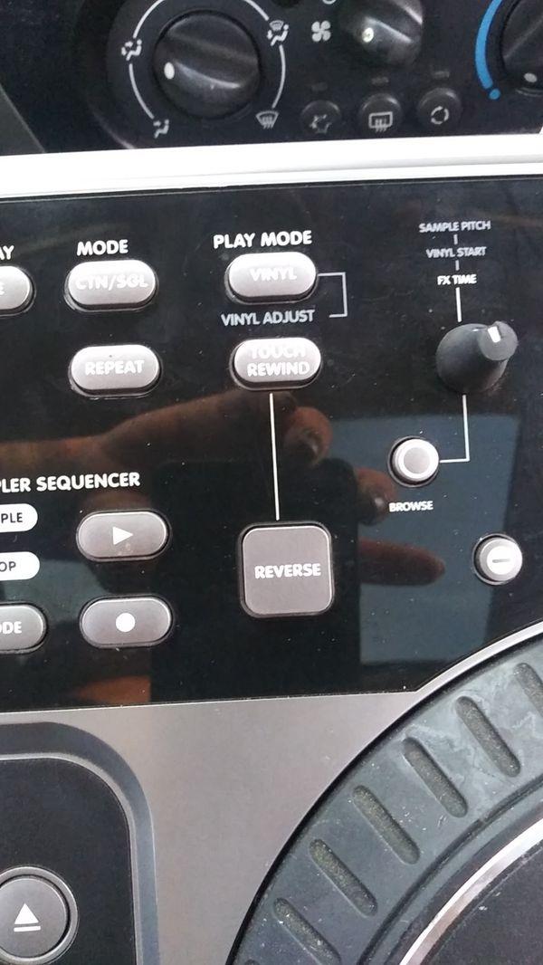 Stanton c. 324 / DJ equipment mixer