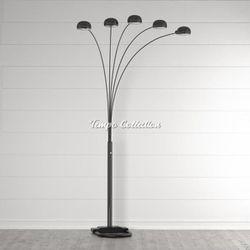 5 Head Arch Floor Lamp, SKU# SH6962BK-3TC for Sale in Santa Fe Springs,  CA