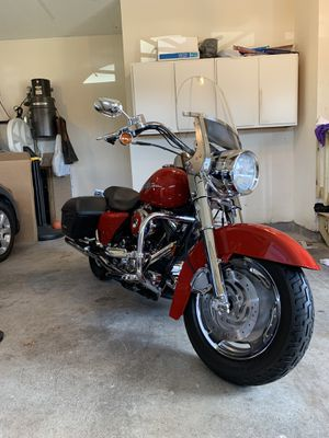 2004 Harley Davidson Road King Custom for Sale in Martinsburg, WV