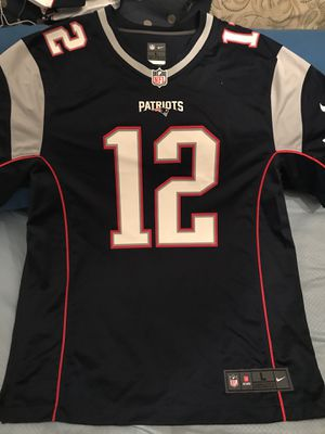 Patriots Tom Brady NFL Jersey for Sale in Fullerton, CA