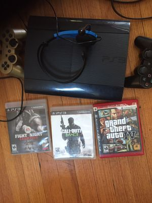 PS3 slim for Sale in Affton, MO