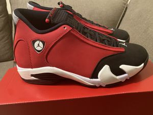 "Brand New/DS Air Jordan 14 Retro ""Toro"" size 11.5 for Sale in Washington, DC"