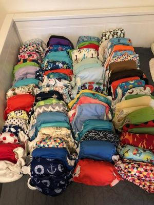 Cloth diapers for Sale in AZ, US