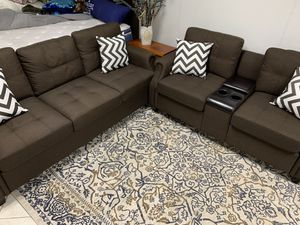 2 piece sofa set for Sale in Banning, CA