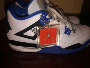 "Jordan 4 Retro ""Motorsport"" for Sale in Pearland, TX"