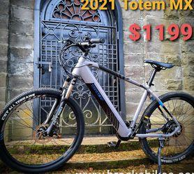 2021 Totem MX1 24speed 350watt eMTB for Sale in Milwaukie,  OR