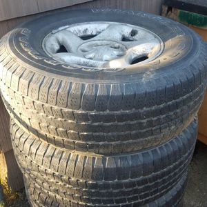 Toyota Tacoma Wheels And Tires for Sale in Seattle, WA