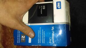 Wd 2tb external hard-drive new for Sale in Portland, OR