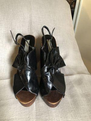 Black platform heels for Sale in Baltimore, MD