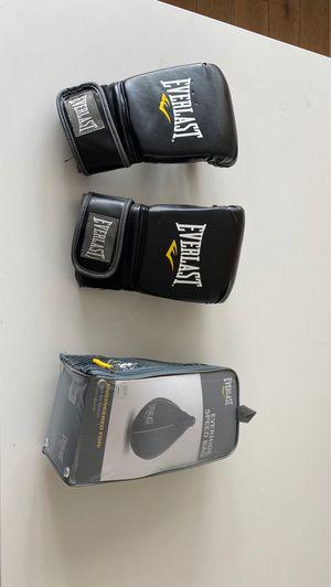 Everlast boxing kit for Sale in Houston, TX