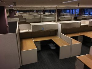 Steel case office furniture for Sale in Seattle, WA
