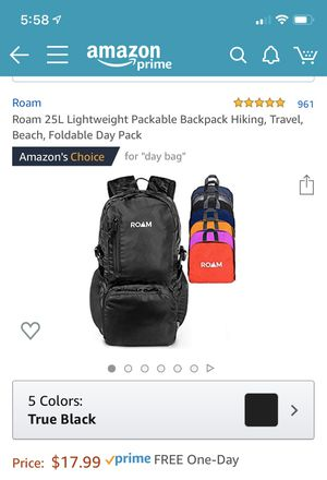 Hiking Backpack for Sale in Bluffdale, UT