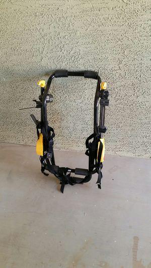Bell 3 Bike Trunk Mounted Rack for Sale in Chandler, AZ