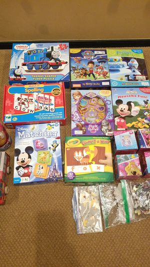 Puzzles and Games for Sale in Chandler, AZ