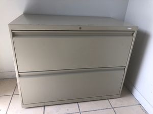 Hon Filing Cabinet with Lock for Sale in Miami, FL