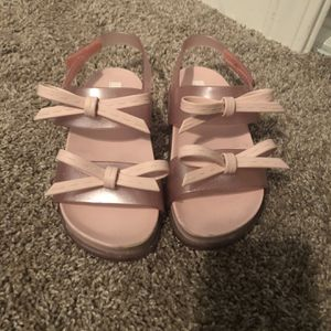 Mini Melissa Sandals for Sale in Bakersfield, CA