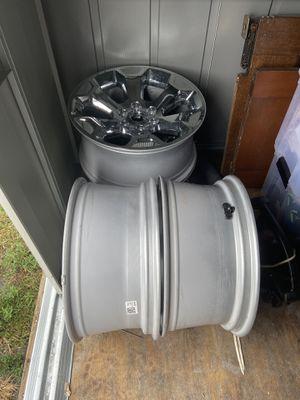 "20"" Dodge Ram Rims for Sale in Pembroke Pines, FL"
