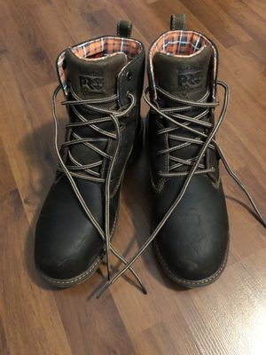 Timberland Boots   Size 7 - Brown Distressed Leather for Sale in Tampa, FL
