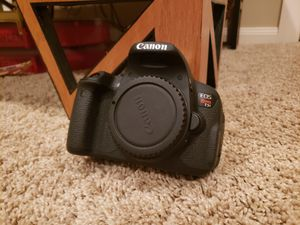 Canon T5i for Sale in Grapevine, TX