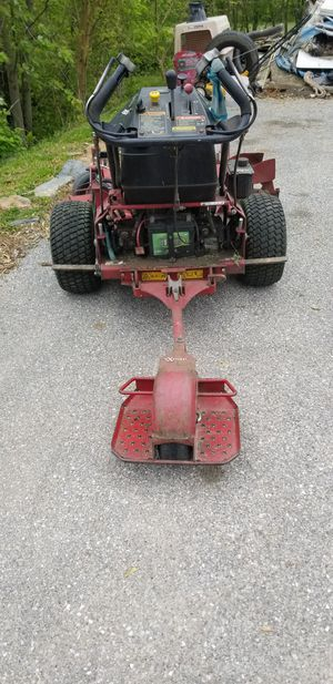 "52"" exmark turf tracer walk behind for Sale in Greenmount, MD"