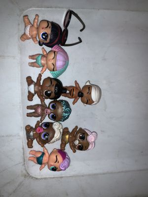 Lol surprise lil sis dolls for Sale in Glendale, AZ