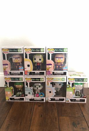 Funko pops for Sale in Concord, CA
