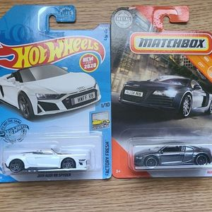 Hotwheels Audi R8 Spyder & R8 for Sale in Beaverton, OR