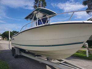 2001 sea pro 26f w 2x150 hpdi for Sale in Miami, FL