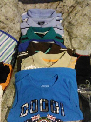 Name brand kids clothes for Sale in Fayetteville, GA