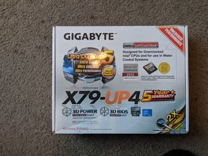 Gigabyte X79-UP4 Motherboard for Sale in Killeen, TX