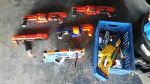 Nerf guns for Sale in Montclair, CA