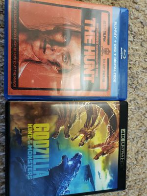 Blu-ray movies for Sale in Portland, OR