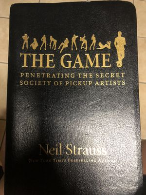 The Game Book for Sale in El Monte, CA