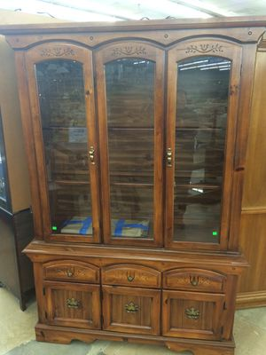Solid wood China furniture in good condition for Sale in Manassas Park, VA
