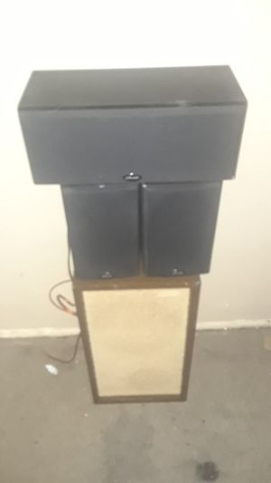 Polk audio surround system for Sale in Queens, NY
