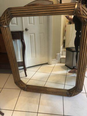 Large mirror//Espejo grande for Sale in Miramar, FL