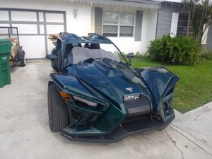 Rent our 2020 Polaris Slingshot for Sale in Miami Beach, FL