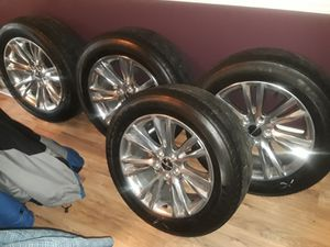 Chrysler dodge rims for Sale in Oxford, AL