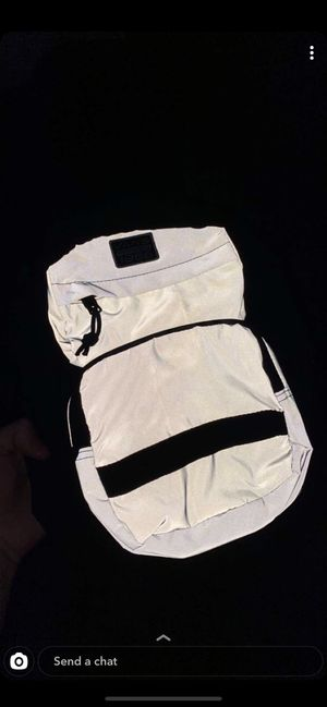 Vans Reflective Backpack for Sale in Clifton, NJ