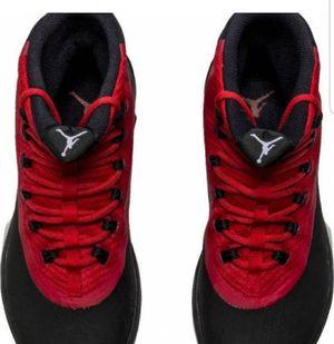 Nike Men's Air Jordan Ultra Fly 2 Black/White-Gym Red 897998-001 Size 9 Jordan Men's Ultra Fly 2 Basketball Shoes for Sale in Fort Pierce, FL