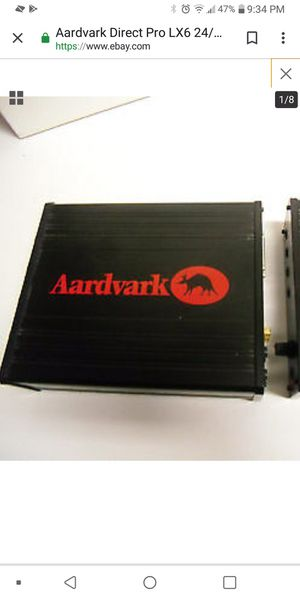 Aardvark direct pro 24/96 for Sale in Hollywood, FL