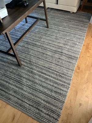 Blue Woven 8x10 Rug for Sale in Chicago, IL