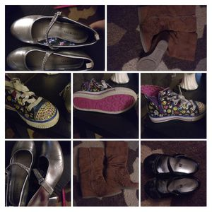 Girls Shoes and boots for Sale in Dayton, OH