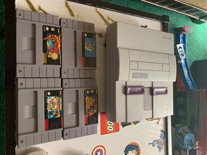 Super Nintendo for Sale in Rialto, CA