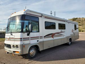 2001 Itasca Suncruiser 35U Motor Home Class A RV with Dv Overdrive & Air bags for Sale in Mesa, AZ