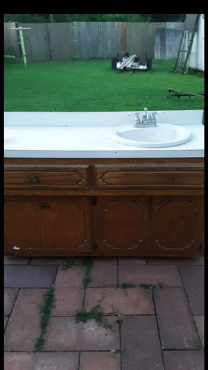 bathroom sink for Sale in Oklahoma City, OK