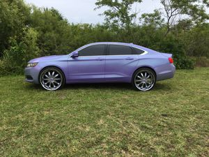 2014 Chevy impala LT custom paint job for Sale in Clearwater, FL